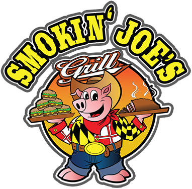 Smokin' Joe's Grill Logo
